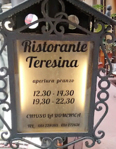 ristorante Teresina Bologna
